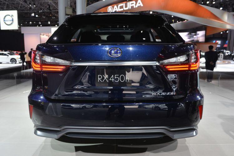 2016 450h cars Lexus luxury suv wallpaper