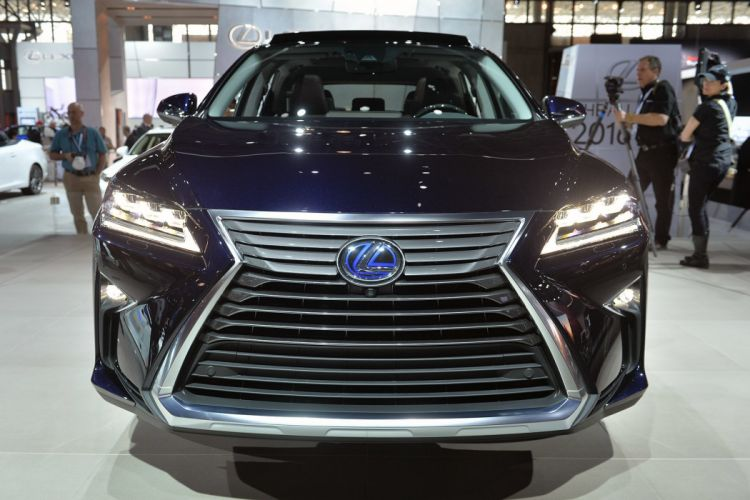 2016 450h cars Lexus luxury suv wallpaper