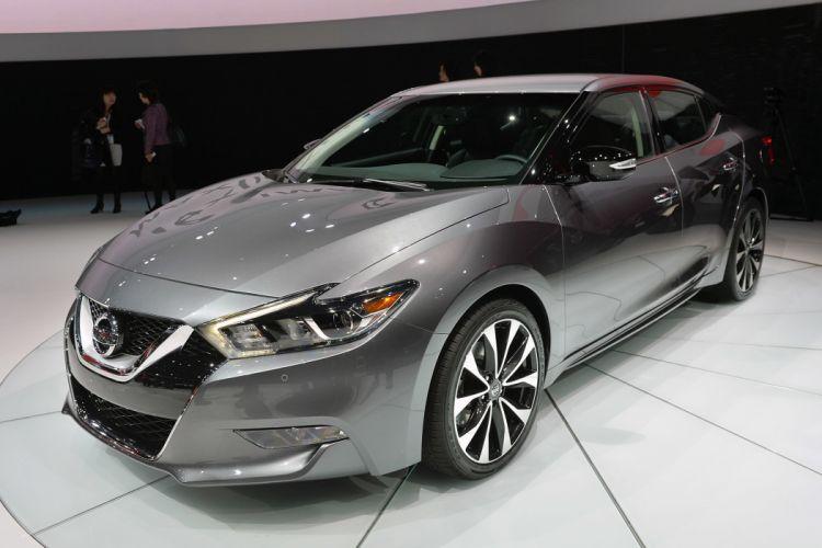 2016 cars maxima Nissan sedan wallpaper
