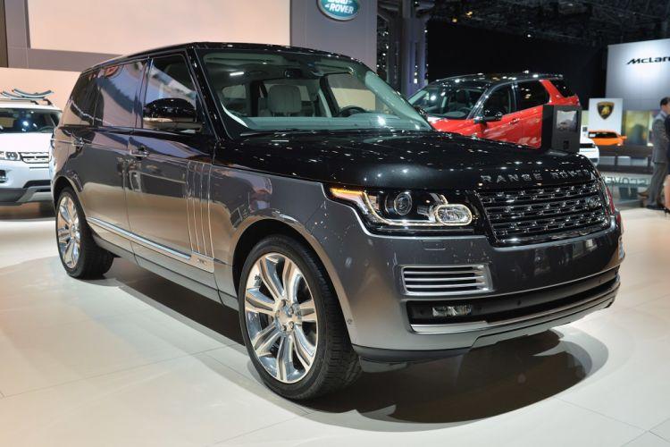 Range Rover SV Autobiography suv cars luxury 2016 wallpaper