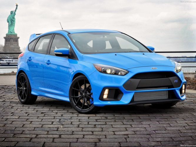 2016 cars focus rs Ford sportcars wallpaper