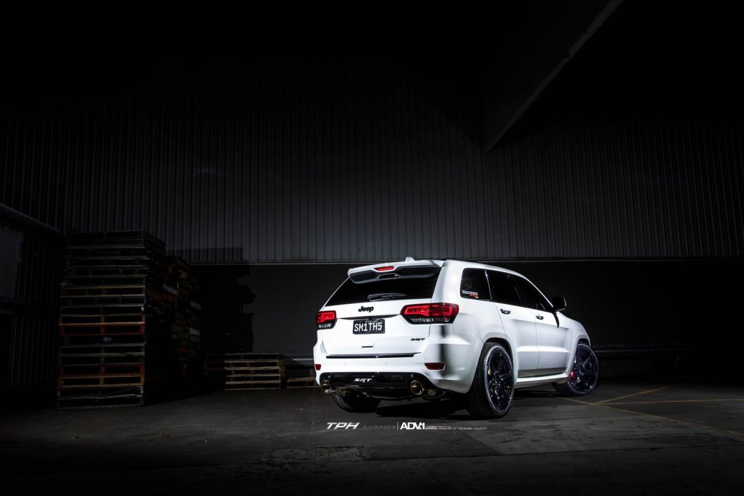 ADV1 WHEELS JEEP GRAND CHEROKEE SRT8 cars suv tuning 2015 wallpaper