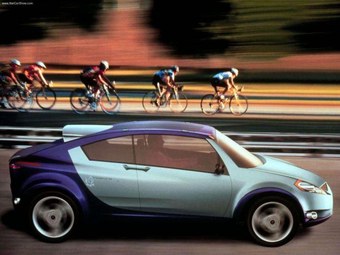 Pontiac Piranha Concept cars 2000 wallpaper