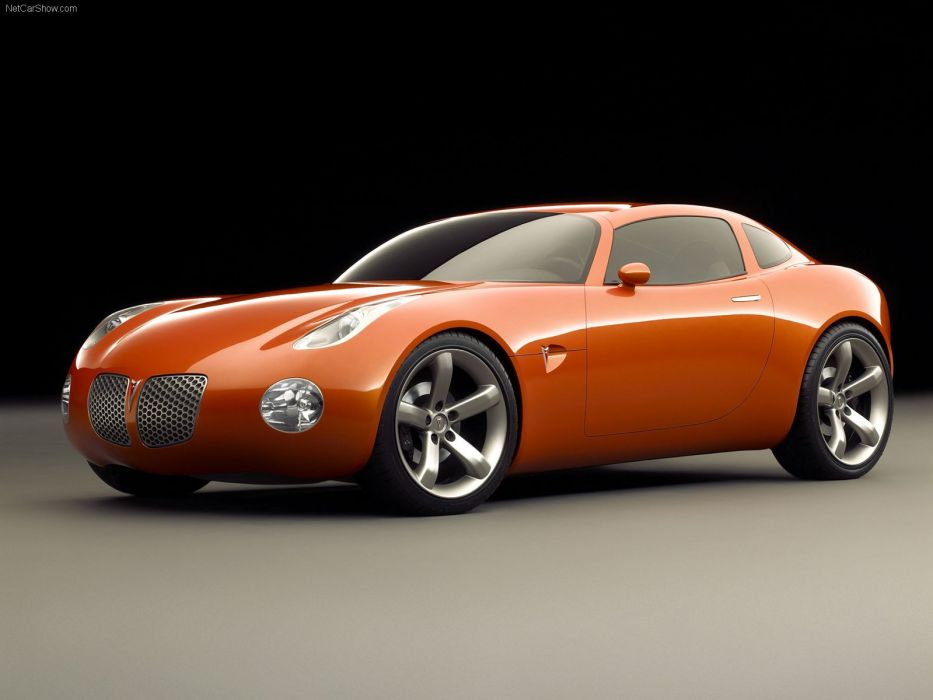 Pontiac Solstice Concept cars convertible 2002 wallpaper
