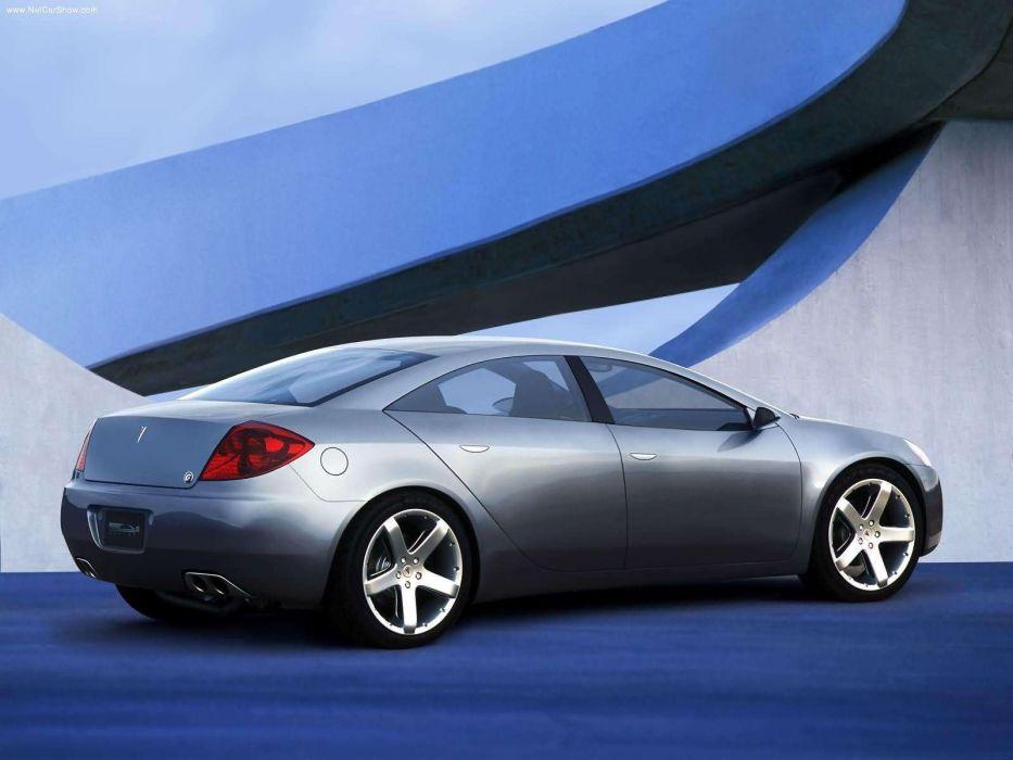 Pontiac G6 Concept cars 2003 wallpaper
