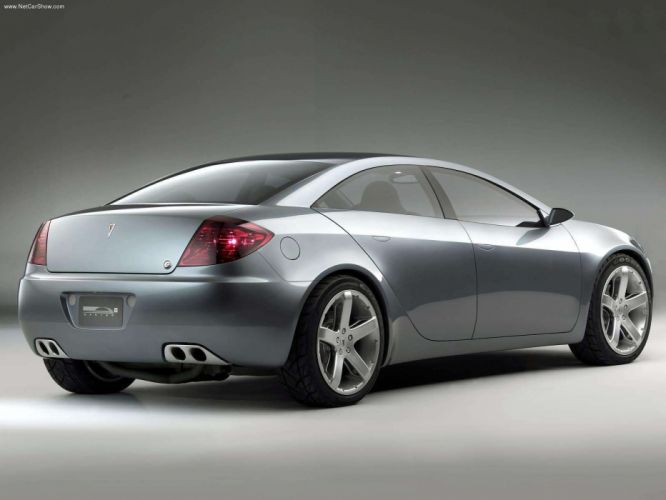 Pontiac G6 Concept cars 2003 wallpaper