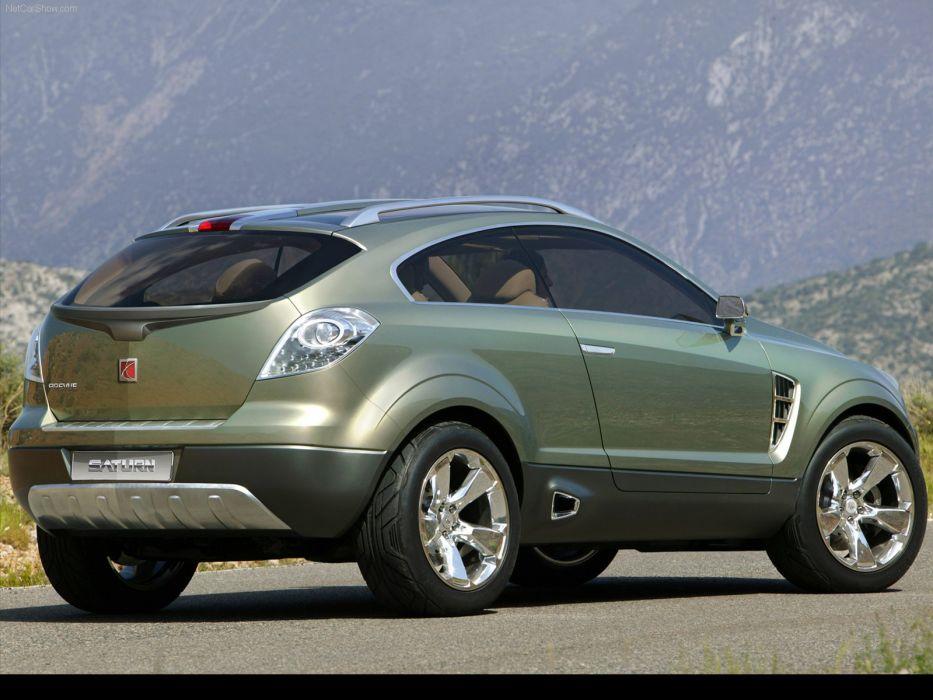 Saturn PreVue Concept cars suv 2006 wallpaper