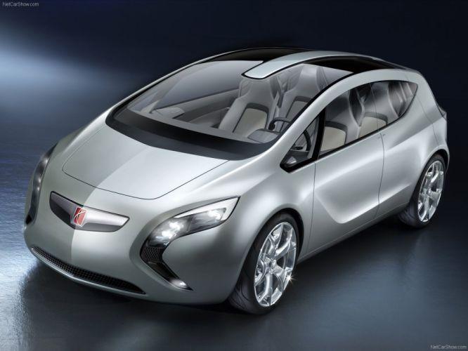 Saturn Flextreme Concept cars 2008 wallpaper