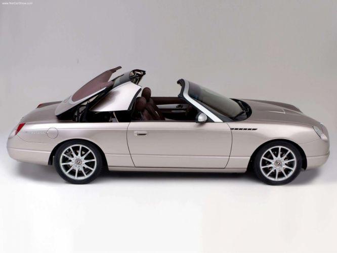 Valmet Thunderbird Glass Roof Concept cars 2003 wallpaper