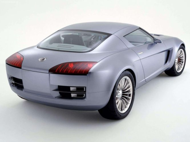 Mercury Messenger Concept cars 2003 wallpaper
