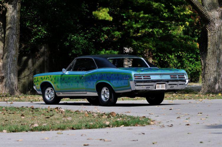 1967 Pontiac GTO Strretcustom Street Custom Paint Muscle Classic USA 4200x2790-03 wallpaper