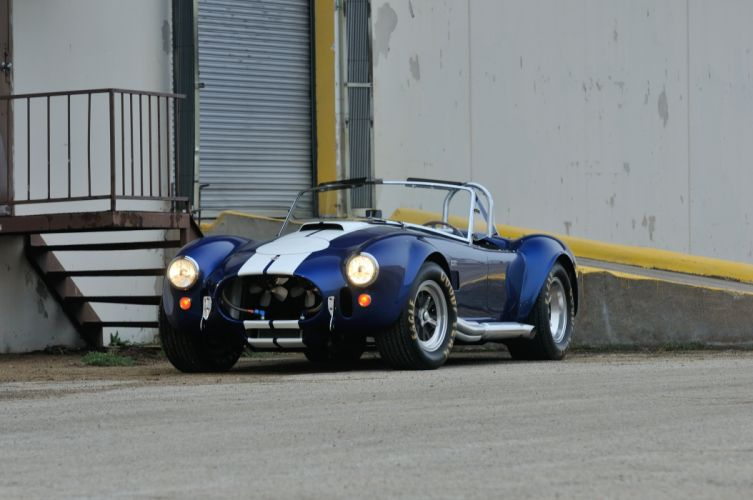 1967 Shelby 427 Cobra Roadster Muscle Classic Old Sport Blue USA 4288x2848-01 wallpaper