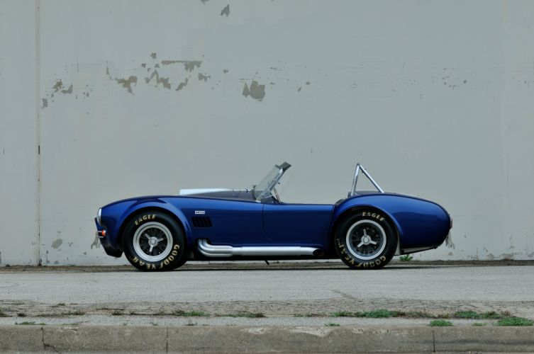 1967 Shelby 427 Cobra Roadster Muscle Classic Old Sport Blue USA 4288x2848-02 wallpaper