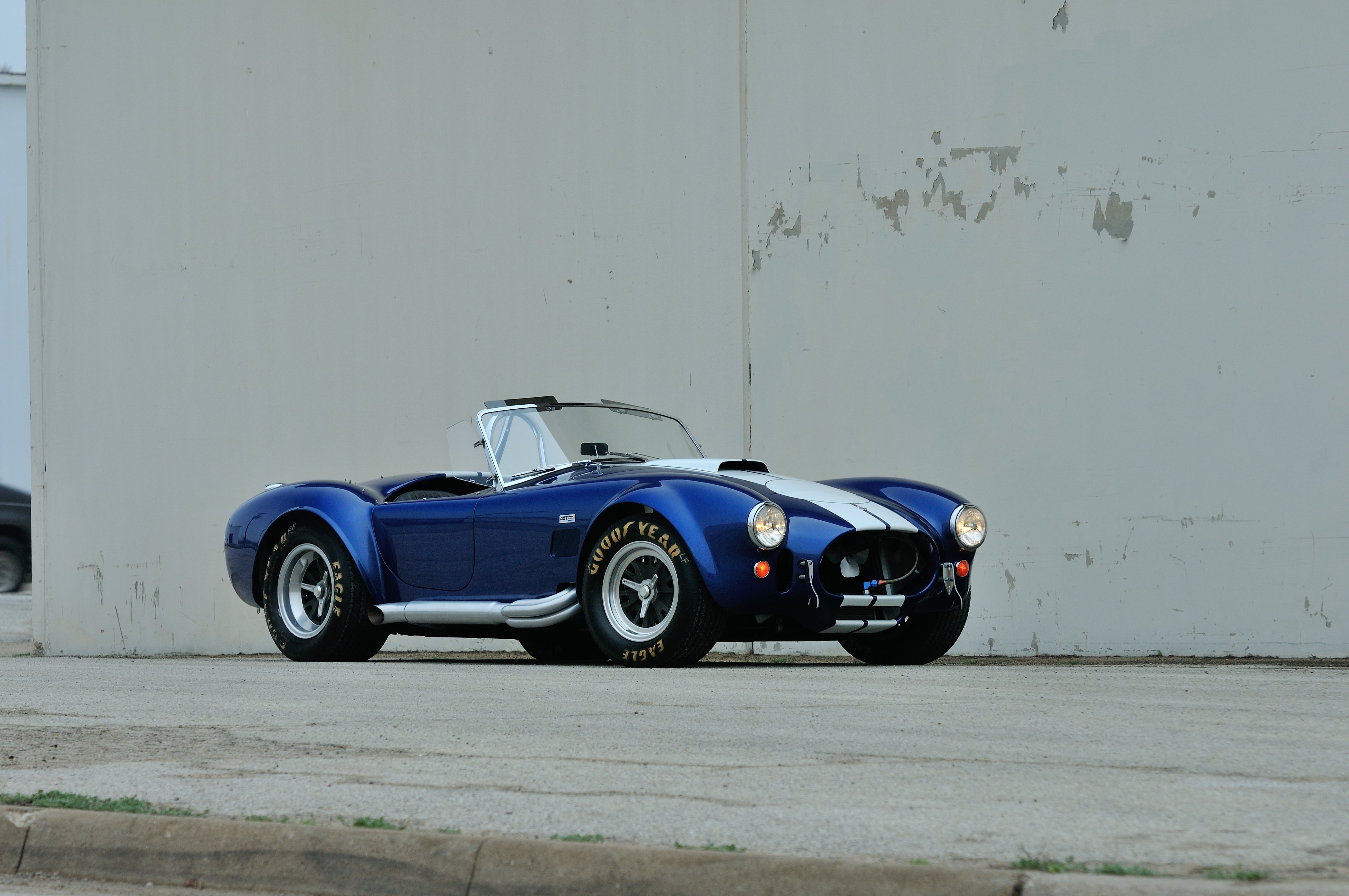1967 Shelby 427 Cobra Roadster Muscle Classic Old Sport Blue USA ...