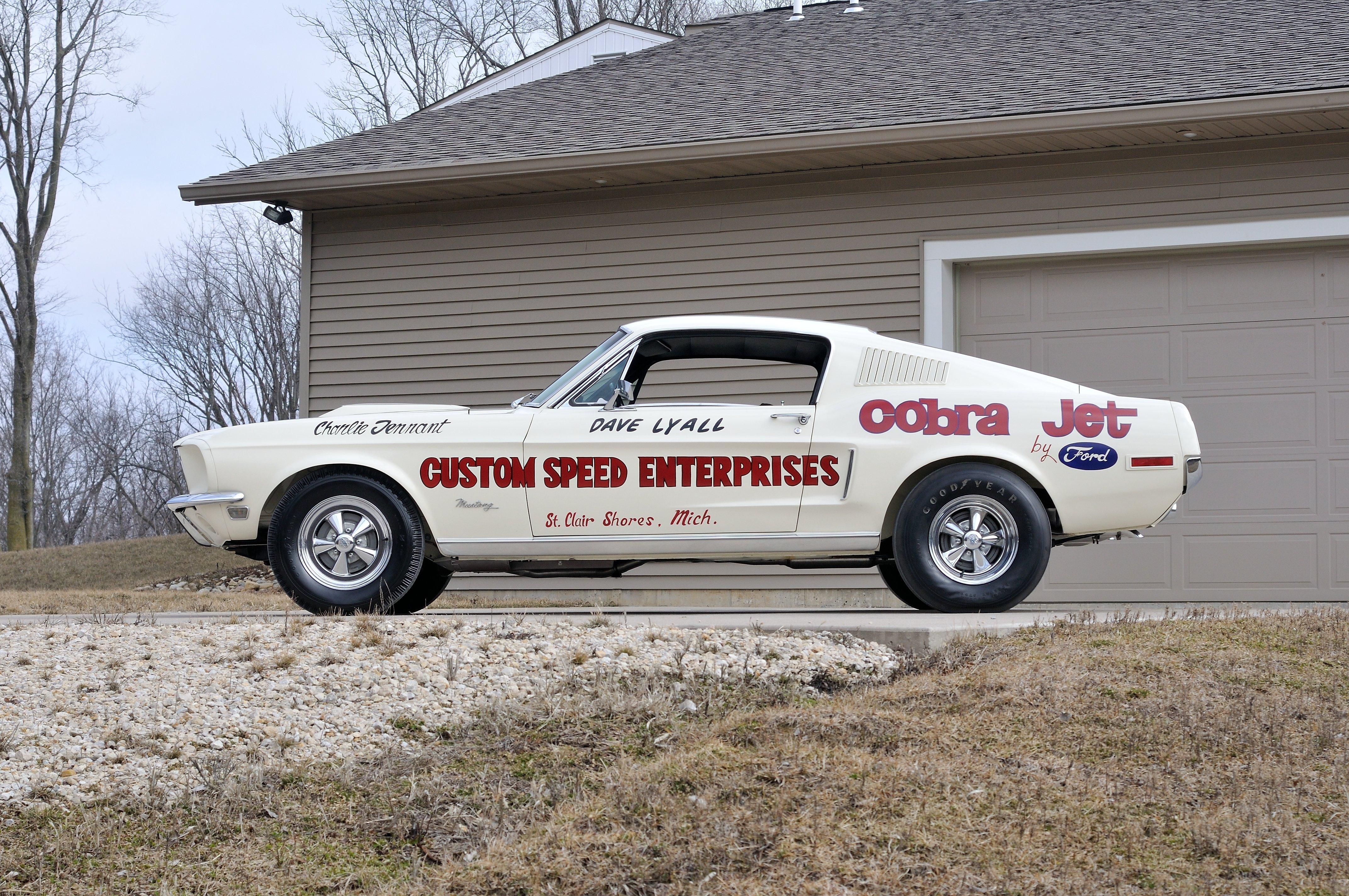 1968 ford mustang lightweight cj white drag dragster race usa 4288x2848 08 wallpaper 4288x2848 653809 wallpaperup 1968 ford mustang cobra jet