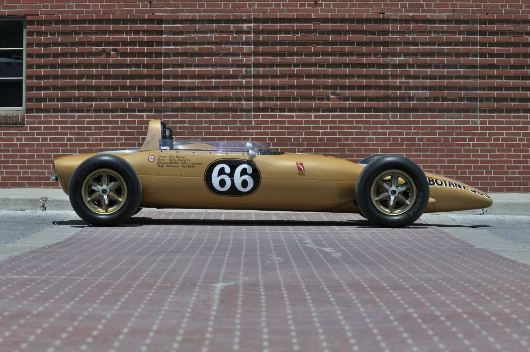 1968 Shelby Turbine Indy Car Race Classic Old 4288x2848-02 wallpaper