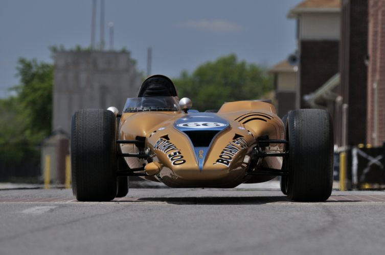 1968 Shelby Turbine Indy Car Race Classic Old 4288x2848-04 wallpaper