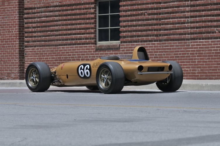 1968 Shelby Turbine Indy Car Race Classic Old 4288x2848-03 wallpaper