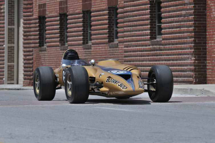 1968 Shelby Turbine Indy Car Race Classic Old 4288x2848-05 wallpaper