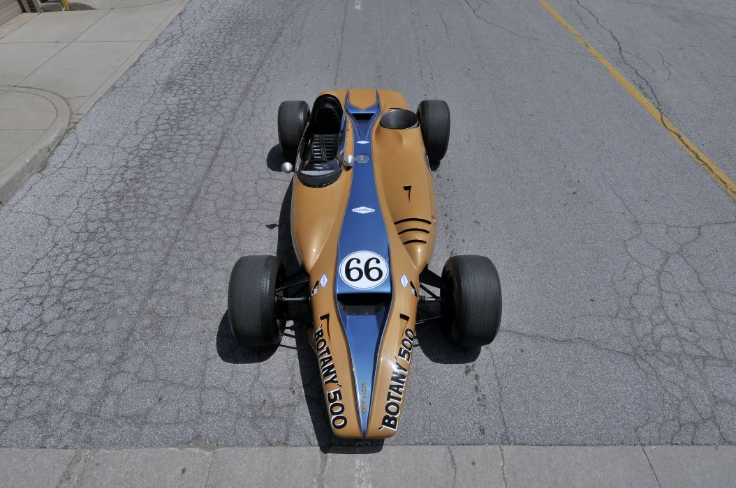 1968 Shelby Turbine Indy Car Race Classic Old 4288x2848-06 wallpaper