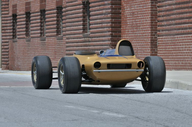 1968 Shelby Turbine Indy Car Race Classic Old 4288x2848-10 wallpaper