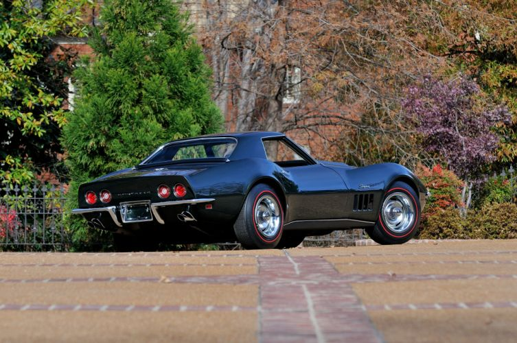 1969 Chevrolet Corvette Stingray L88 Muscle Classic USA 4288x2848-03 wallpaper