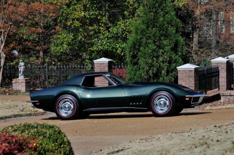 1969 Chevrolet Corvette Stingray L88 Muscle Classic USA 4288x2848-06 wallpaper