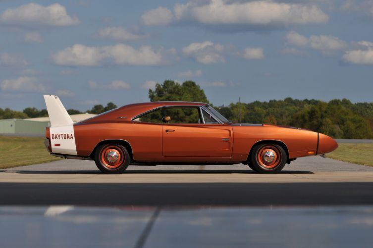 1969 Dodge Hemi Daytona Muscle Red Classic USA-4200x2790-02 wallpaper