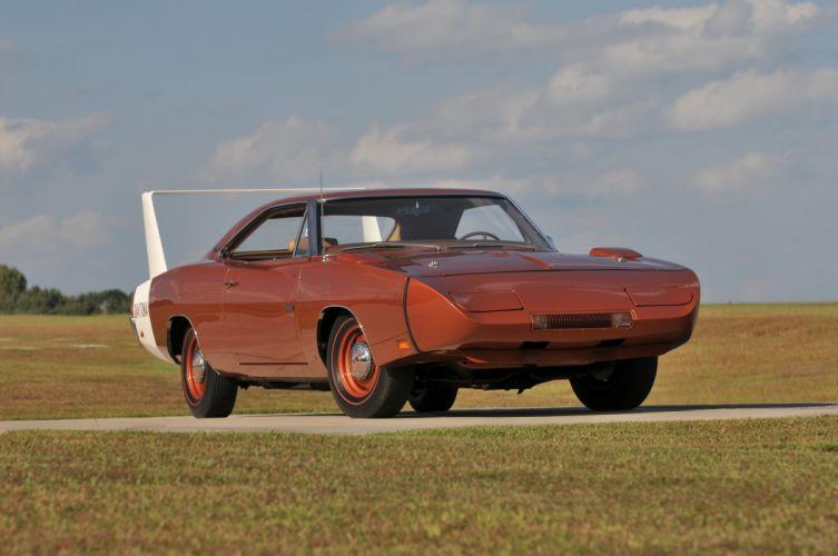 1969 Dodge Hemi Daytona Muscle Red Classic USA-4200x2790-06 wallpaper
