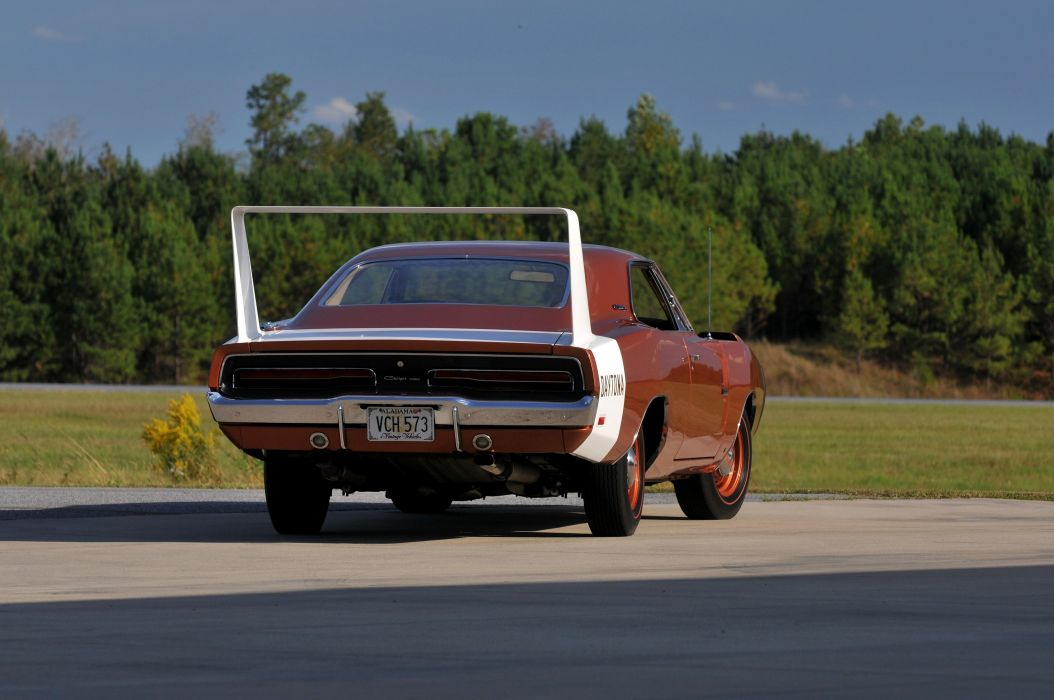 1969 Dodge Hemi Daytona Muscle Red Classic USA-4200x2790-4 wallpaper