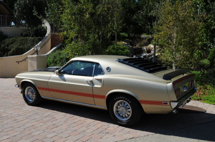 1969 Ford Mustang Mach1 Muscle Classic USA 2048x1360-02 wallpaper