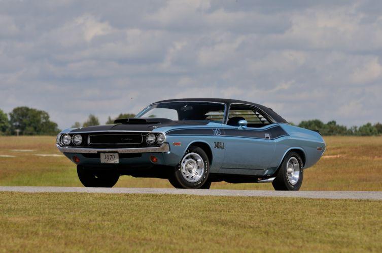 1970 Dodge Challenger TA 340 Six Pack Muscle Classic USA 4200x2790-01 wallpaper