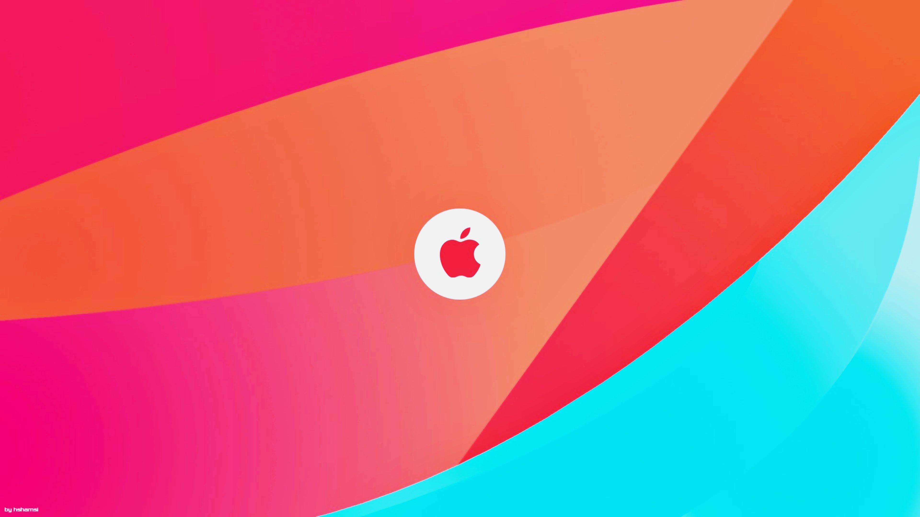 Apple MAC Colors Wallpapers HD Wallpapers