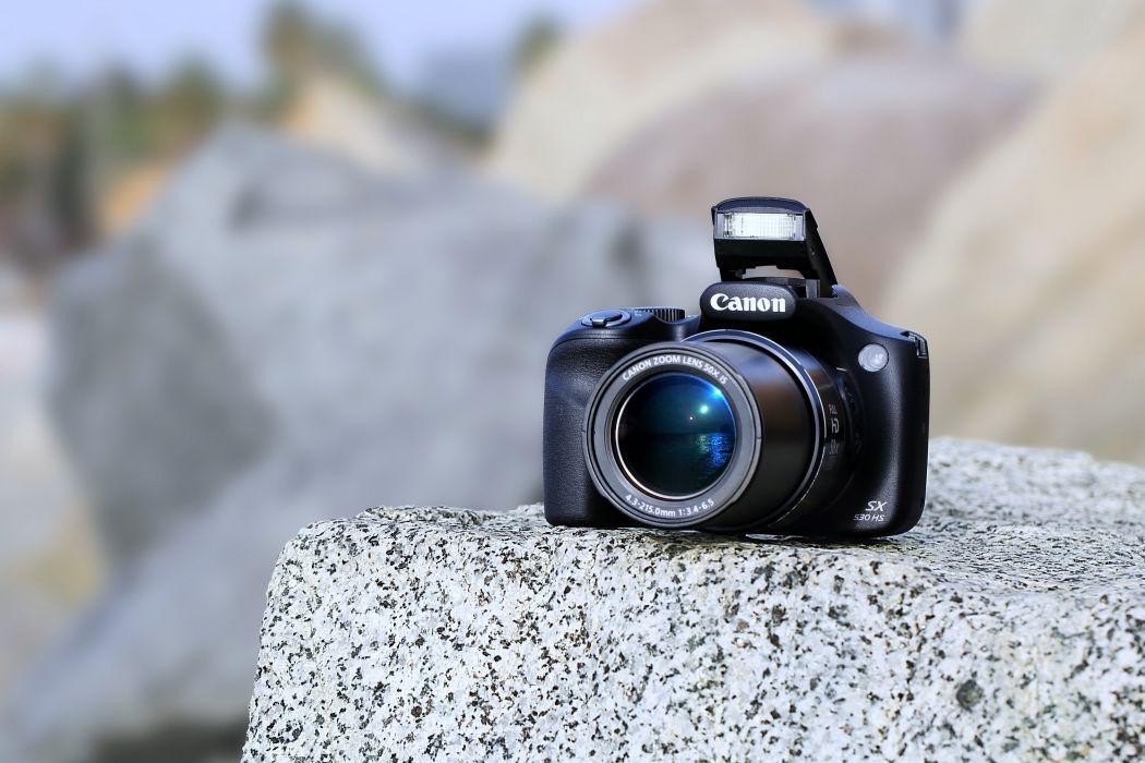 Camera Photos Canon Powershot SX530 HS 50x Optical Zoom Lens 1200mm 13fps Vari Angle Screen