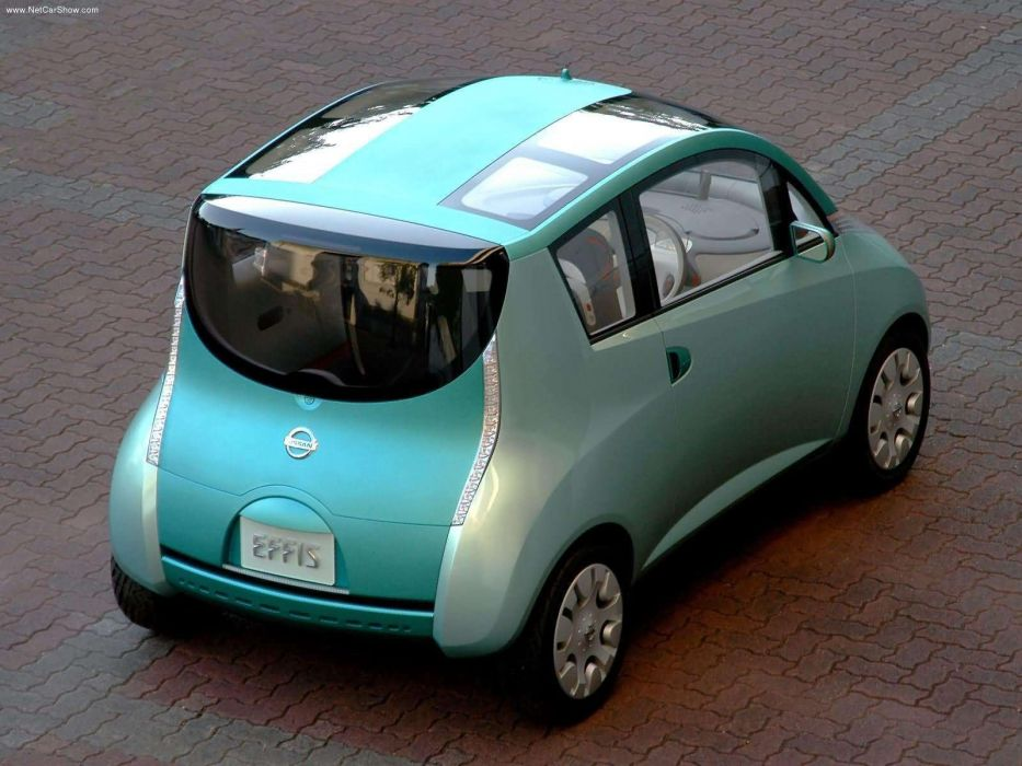 Nissan Effis Concept cars 2003 wallpaper