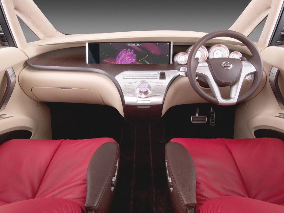 Nissan Amenio Concept cars 2005 wallpaper