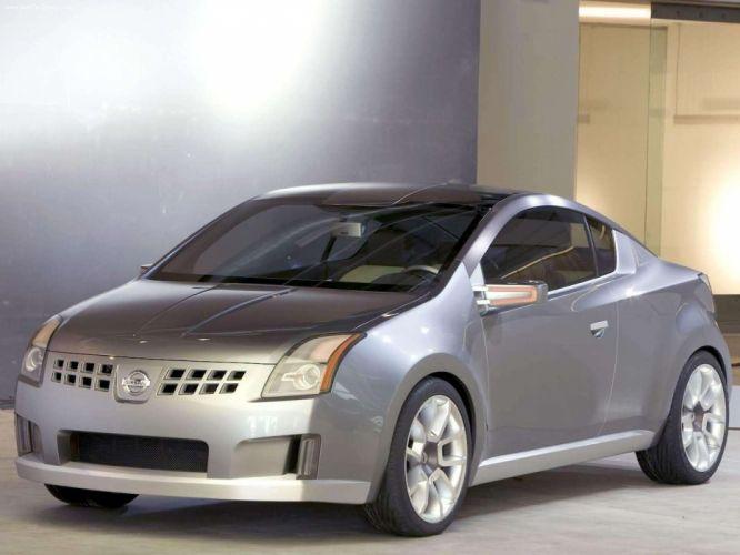 Nissan AZEAL Concept cars 2005 wallpaper