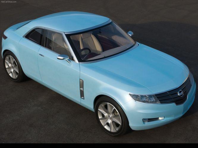 Nissan Foria Concept cars 2005 wallpaper