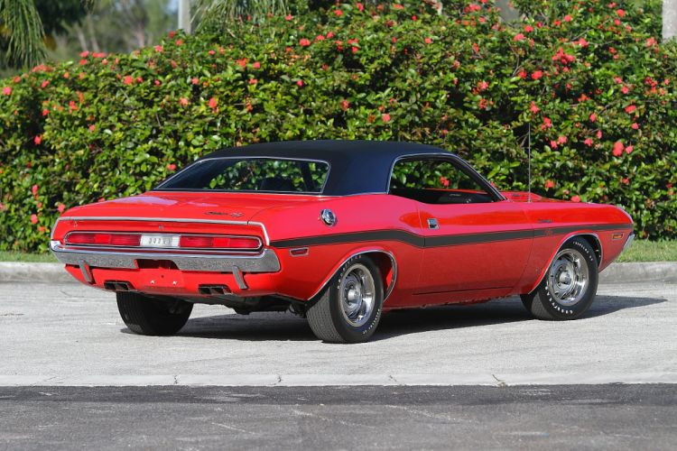 1970 Dodge Hemi Challenger RT Muscle Classic Old USA 2592x1728-14 wallpaper