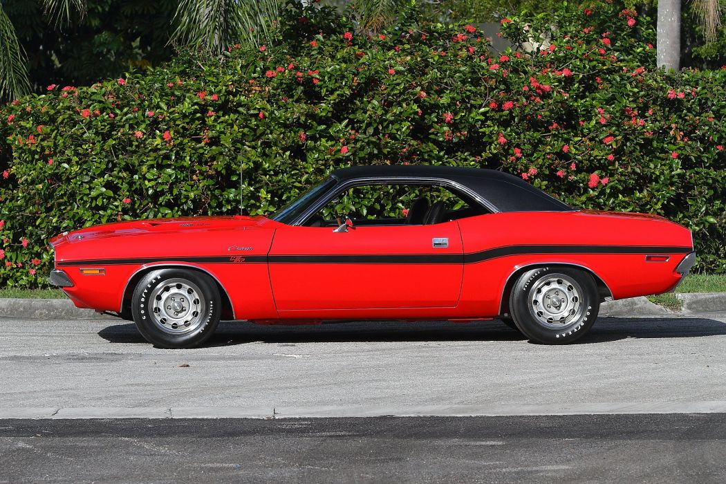 1970 Dodge Hemi Challenger RT Muscle Classic Old USA 2592x1728-13 wallpaper
