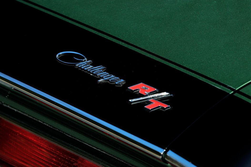 1970 Dodge Hemi Challenger RT Muscle Classic Old USA 4288x2848-04 wallpaper