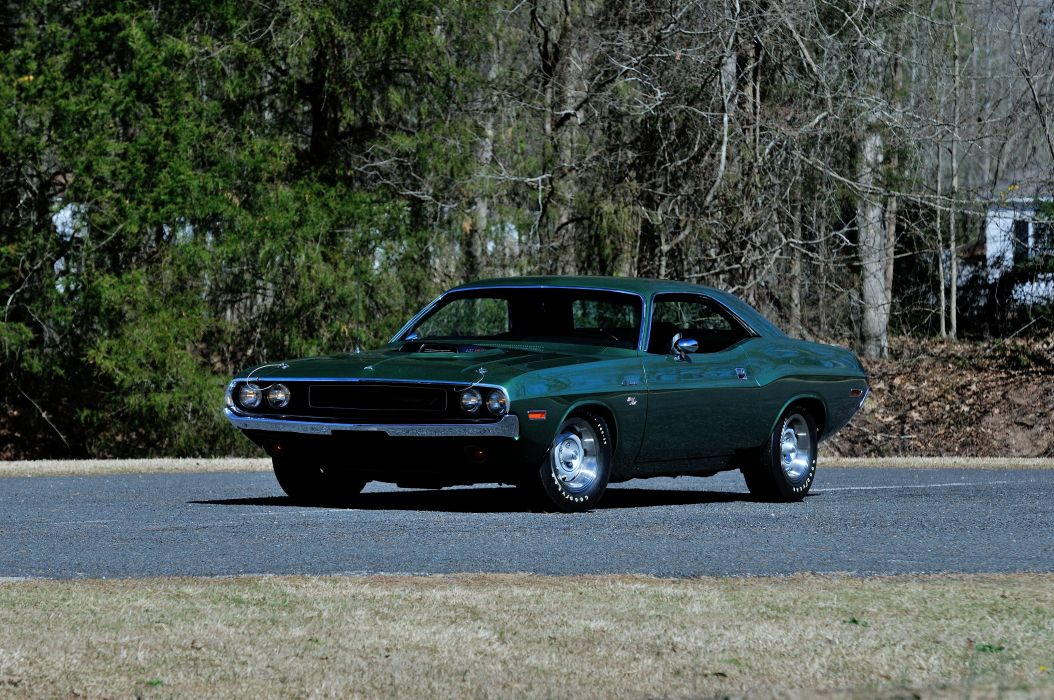 1970 Dodge Hemi Challenger RT Muscle Classic Old USA 4288x2848-01 wallpaper