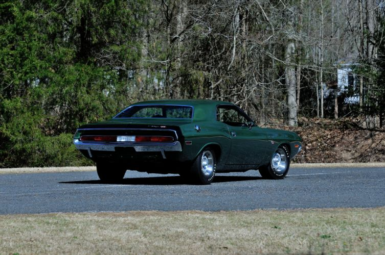 1970 Dodge Hemi Challenger RT Muscle Classic Old USA 4288x2848-03 wallpaper