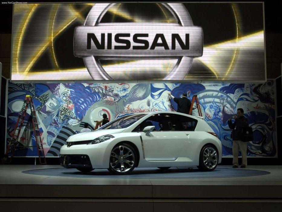 Nissan Sport Concept cars 2005 wallpaper