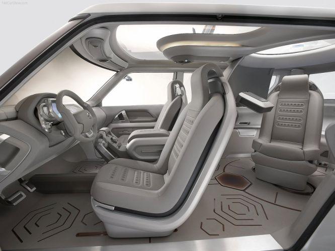Nissan Terranaut Concept cars suv 2006 wallpaper