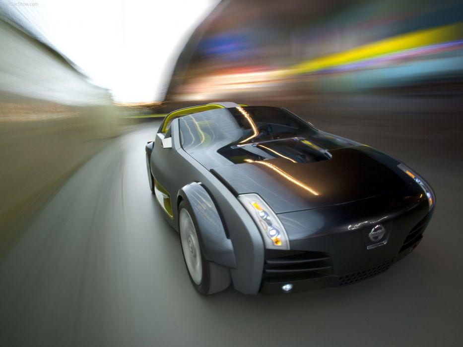 Nissan Urge Concept cars 2006 wallpaper