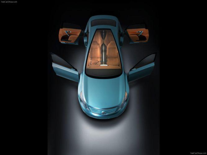 Nissan Intima Concept cars 2007 wallpaper