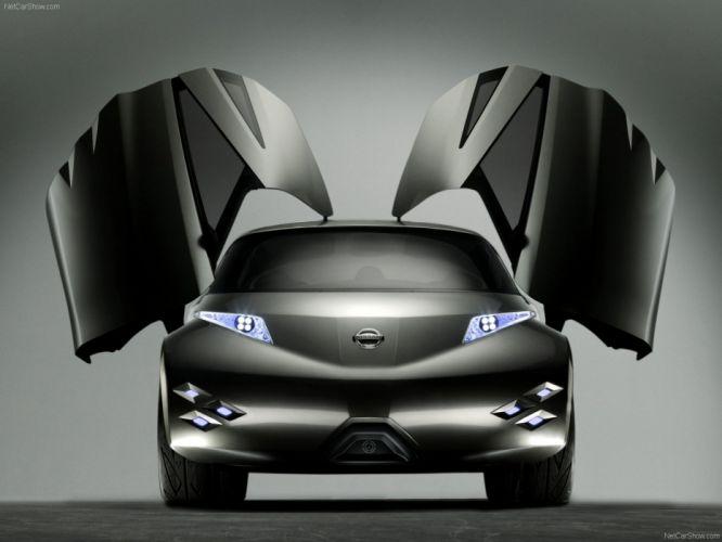 Nissan Mixim Concept cars 2007 wallpaper