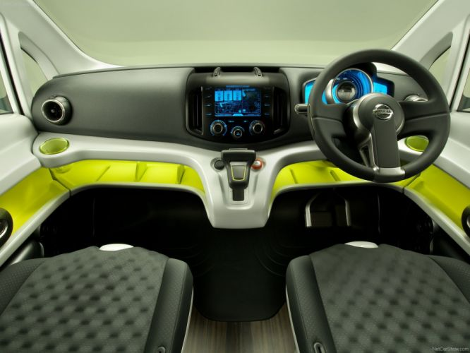 Nissan NV200 Concept cars 2007 wallpaper