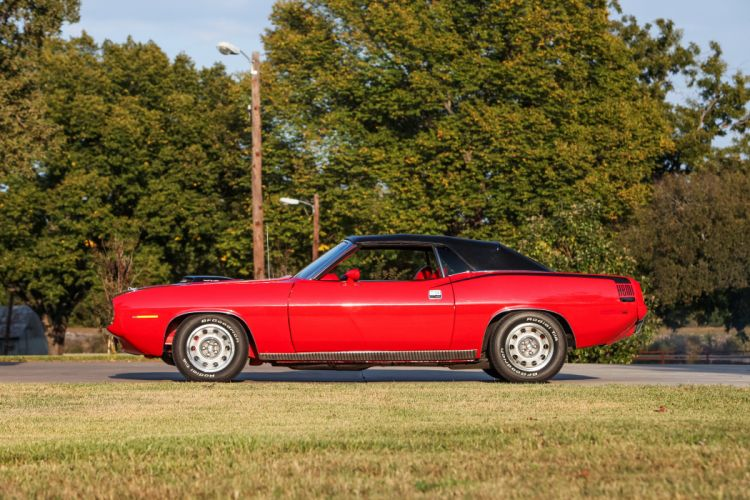 1970 Plymouth Barracuda Convertible Muscle Classic USA 4200x2800-05 wallpaper